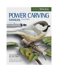 Power Carving Manual, Second Edition, Softcover