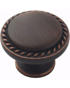 Oil Rubbed Bronze Hardware Knob
