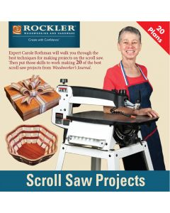 Rockler Scroll Saw Projects CD-ROM