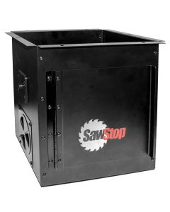 Dust Collection Box for SawStop Router Tables