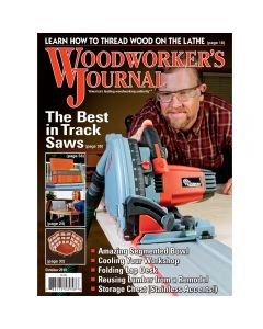 Woodworker's Journal September/October 2014
