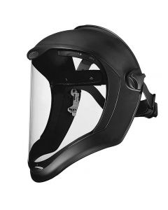 Uvex Bionic Face Shield with Anti-Fog Coating