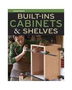 Built-ins Cabinets & Shelves, Softcover