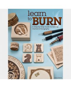 Learn to Burn, Paperback Book