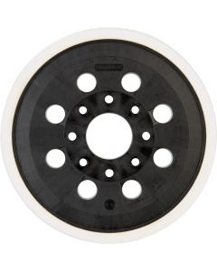 Bosch 5'' 8-Hole Hook & Loop Backing Pad, Soft