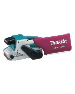 Makita 9903 8.8 Amp 3'' x 21'' Variable Speed Belt Sander with Cloth Dust Bag
