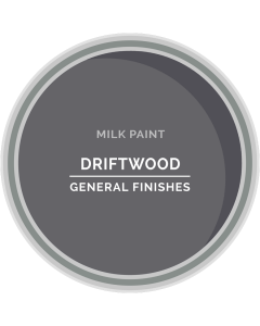 General Finishes Driftwood Milk Paint, Pint