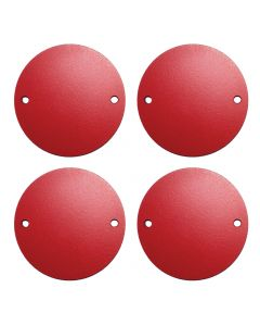 Phenolic Zero-Clearance Inserts for SawStop Router Lift, 4-Pack
