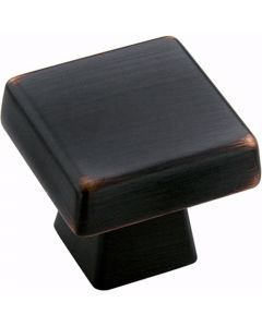 Oil Rubbed Bronze Blackrock Knob