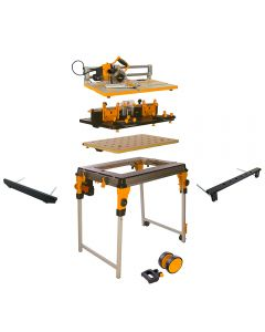 Triton WorkCentre Package with Router Table and Project Saw