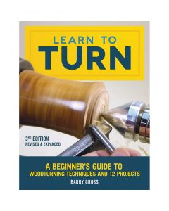 Learn to Turn, 3rd Edition, Softcover