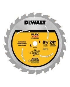 8-1/4'' x 24T FlexVolt® Table Saw Blade