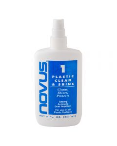 Novus® #1 Clean and Shine for Plastics, 8 oz.