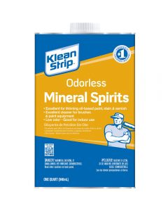 Klean-Strip Odorless Mineral Spirits, Quart