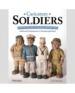Caricature Soldiers, Paperback Book