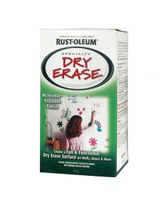 Rust-Oleum® Dry Erase Whiteboard Paint Kit, 27 fl. oz.
