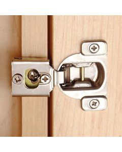 "3/8"" Overlay 2-Way Face Frame Hinge (55910, 55902, 55918 )"