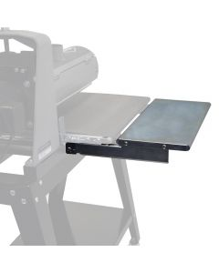 Folding Infeed/Outfeed Tables for SuperMax 19-38 Drum Sander