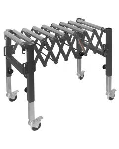 SuperMax Expandable Roller Conveyor