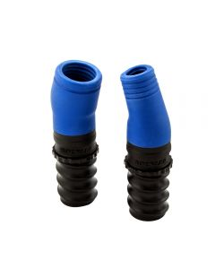 Two additional sizes of flexible port adapters to complement your Universal Small Port Hose Kit