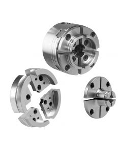 Nova 30th Anniversary G3 Reversible Chuck Bundle with 3 Jaw Sets and Case