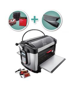 CarveWright CX - 3D CNC System with Dust Hood and  Hobby Accessory Box