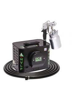 Apollo ECO-3 Three-Stage HVLP Spray System with E7000 Non-Bleeder Spray Gun