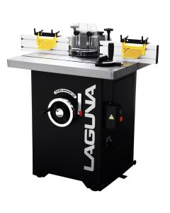 Laguna 4-Speed Compact Shaper, 3HP, 1-Phase
