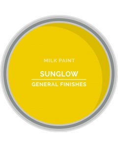 General Finishes Sunglow Milk Paint, Pint