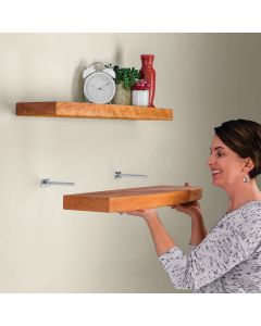 I-Semble Light-Duty Blind Shelf Supports
