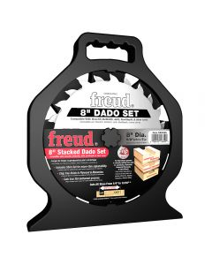Freud SD208S 8'' Dado Set (SawStop Compatible)