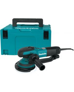 Makita BO6050J 6'' Random Orbit Sander Kit