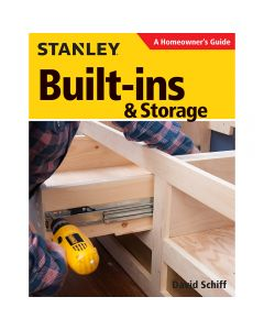 Built-Ins and Storage, Paperback Book