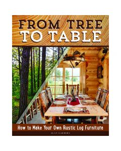 "Photo of the cover of the book ""From Tree To Table"" by Alan Garbers."