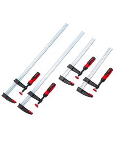 Bessey TGJ Cast Bar Clamp Kit, (2) 12'' and (2) 24''