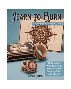 "The cover of the book ""Year to Burn"" by Simon Easton."