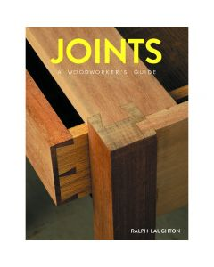 "Cover of the book ""Joints - A Woodworkers Guide"" by Ralph Laughton."