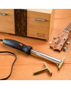 Customized Electric Branding Iron Gift Set with Two Heads