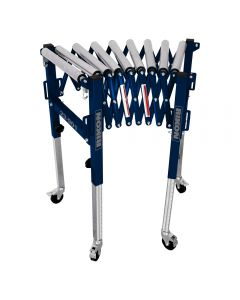Flexible/expandable roller stand 200 lb capacity.