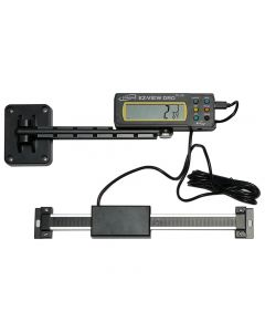 Add a precision digital readout to your router table, planer, table saw fence, drill press, milling machine or lathe.
