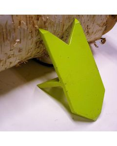Holds logs firmly in position while you cut, carve, shape, peel, or notch.