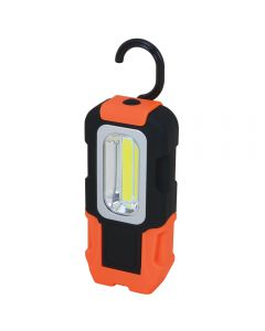200-Lumen Cordless LED Worklight with Folding Magnetic Base and Hook