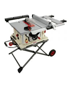 Jet® 10'' Jobsite Table Saw w/Retractable Stand