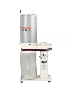 Jet® Dust Collector 1HP w/Canister Filter (DC-650)