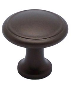 Oil Rubbed Bronze Adagio Knob