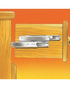 "150-lb. Over-Travel Drawer Slide - Accuride 4034 (14"" to 28"")"