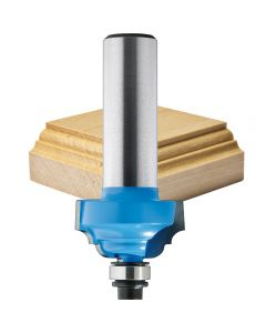 """Rockler Classic Roman Ogee Router Bits - 1/4"""" Shank"""