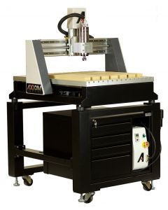 Axiom AutoRoute 4 Pro CNC with Stand and Toolbox