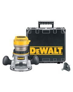 Dewalt DW616K Heavy-Duty 1-3/4 HP maximum motor HP Fixed Base Router Kit