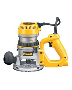 Dewalt DW618D Heavy-Duty 2-1/4 HP maximum motor HP EVS D-Handle Router with Soft Start